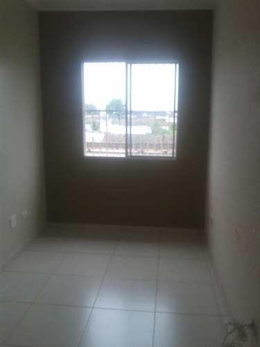 Apartamento, código 1001591591 em São Vicente, bairro Parque Bitaru