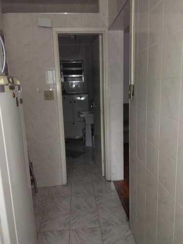 Apartamento, código 1001591593 em São Vicente, bairro Itararé