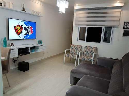 Casa, código 1001591604 em São Vicente, bairro Vila Voturua