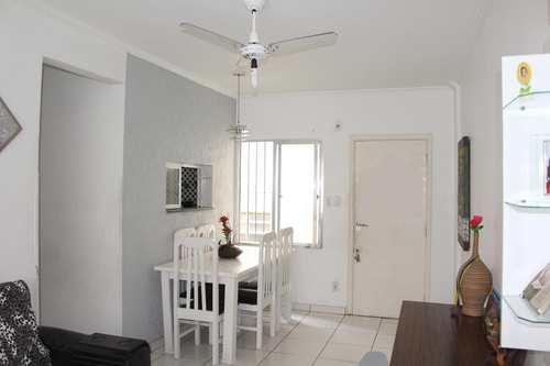 Apartamento, código 1001591659 em São Vicente, bairro Jardim Independência