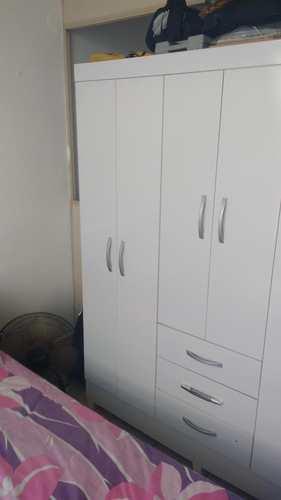 Apartamento, código 1001591661 em São Vicente, bairro Morro dos Barbosas
