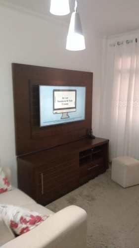 Apartamento, código 1001591672 em São Vicente, bairro Vila Valença