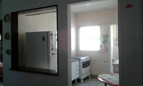 Apartamento, código 1001591681 em São Vicente, bairro Centro