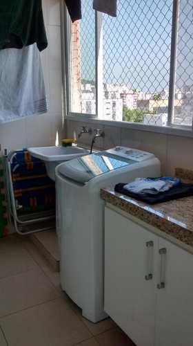 Apartamento, código 1001591682 em São Vicente, bairro Itararé