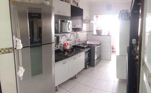 Apartamento, código 1001591739 em São Vicente, bairro Catiapoa