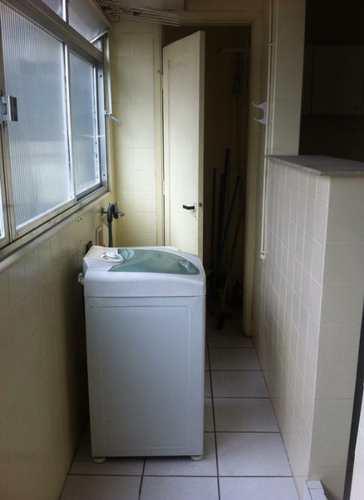 Apartamento, código 1001591740 em São Vicente, bairro Itararé