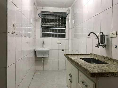 Apartamento, código 1001591743 em São Vicente, bairro Centro