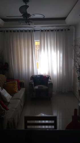 Apartamento, código 1001591760 em São Vicente, bairro Jardim Independência