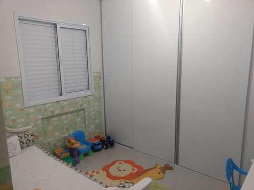 Apartamento, código 1001591765 em São Vicente, bairro Vila Jockei Clube