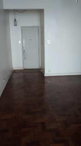 Apartamento, código 1001591772 em São Vicente, bairro Centro