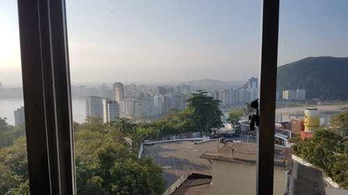 Apartamento, código 1001591777 em São Vicente, bairro Ilha Porchat