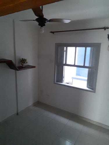 Apartamento, código 1001591786 em São Vicente, bairro Centro