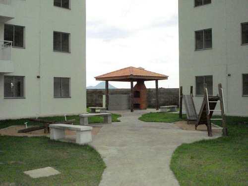 Apartamento, código 1001591787 em São Vicente, bairro Parque São Vicente