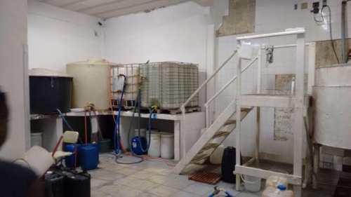 Galpão, código 1001591789 em São Vicente, bairro Parque São Vicente