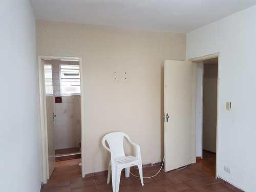 Apartamento, código 1001591790 em São Vicente, bairro Vila Cascatinha