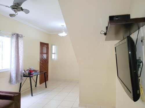 Casa, código 1001591791 em São Vicente, bairro Vila Voturua