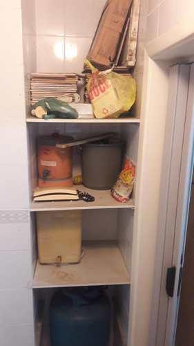 Apartamento, código 1001591799 em São Vicente, bairro Itararé