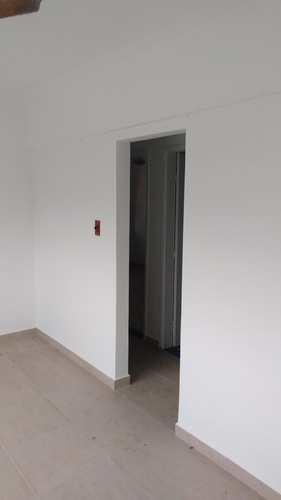 Apartamento, código 1001591834 em São Vicente, bairro Catiapoa