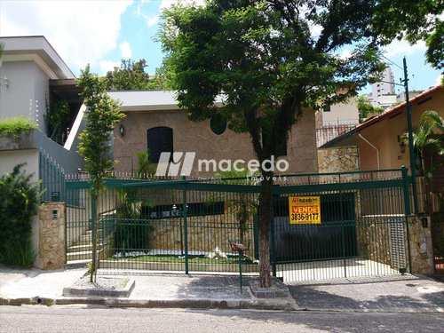 Casa, código 4659 em São Paulo, bairro Vila Madalena