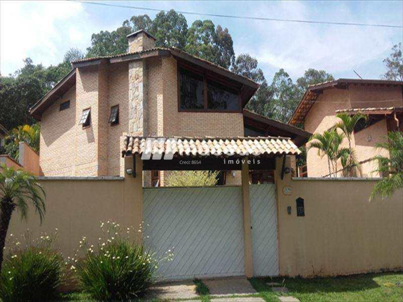 Sobrado em Carapicuíba, no bairro Granja Viana