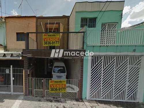 Casa, código 2963 em São Paulo, bairro Lapa de Baixo