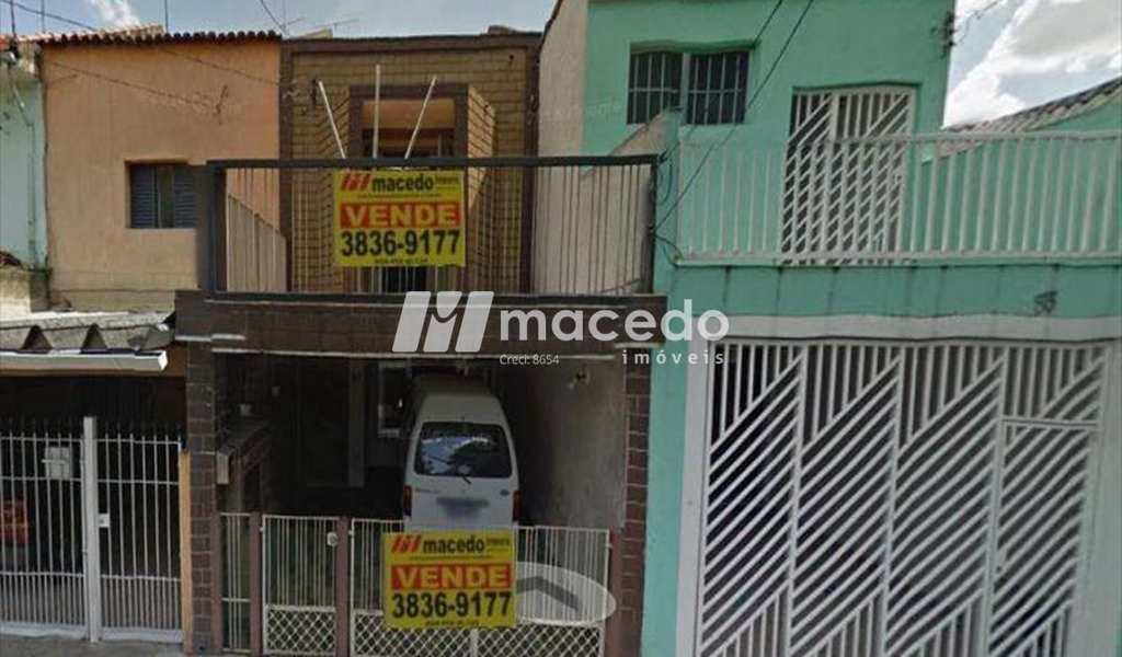 Casa em São Paulo, bairro Lapa de Baixo