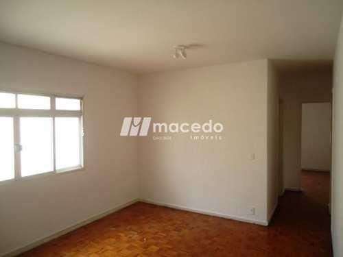 Apartamento, código 5141 em São Paulo, bairro Vila Romana