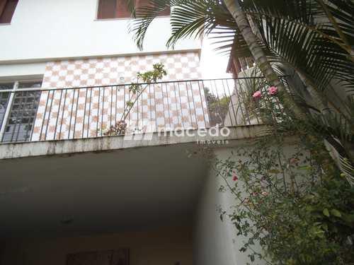 Sobrado, código 5501 em São Paulo, bairro Vila Romana