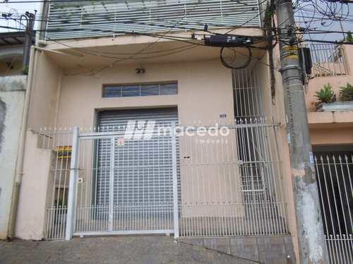 Sobrado, código 5558 em São Paulo, bairro Vila dos Remédios