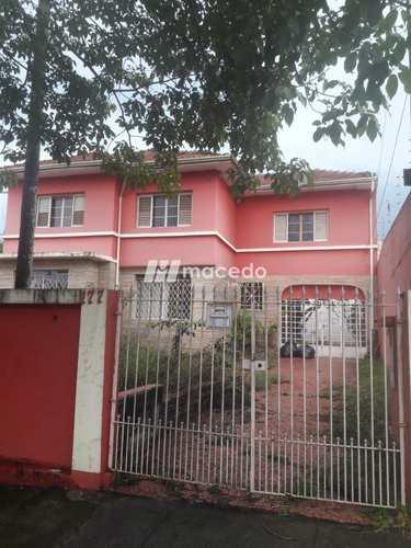 Sobrado, código 5565 em São Paulo, bairro Lapa