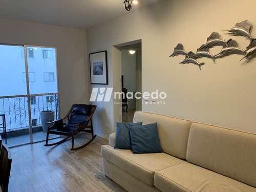 Apartamento, código 5705 em São Paulo, bairro Vila Ipojuca