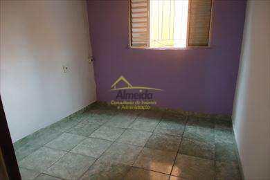 Sobrado, código 1224 em Cubatão, bairro Vila São José