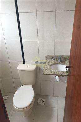 Apartamento, código 1386 em Cubatão, bairro Vila Nova