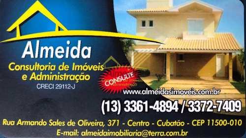 Sobrado, código 708 em Cubatão, bairro Vila Ponte Nova