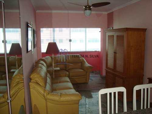 Apartamento, código 1028 em Praia Grande, bairro Guilhermina