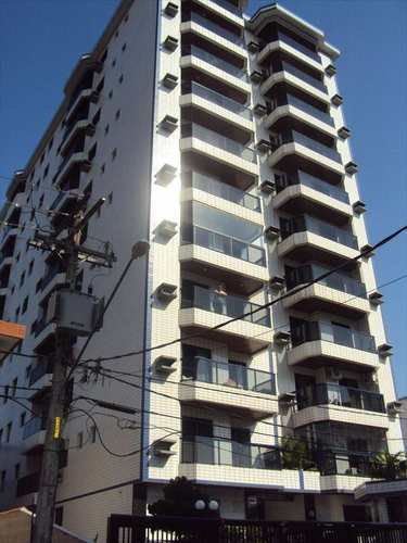 Apartamento, código 1016 em Praia Grande, bairro Guilhermina
