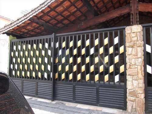 Casa, código 1166 em Praia Grande, bairro Guilhermina