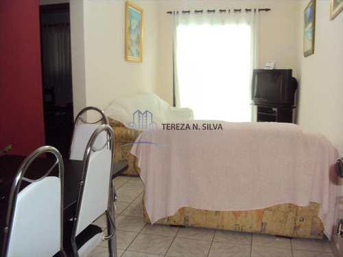 Apartamento, código 1157 em Praia Grande, bairro Guilhermina