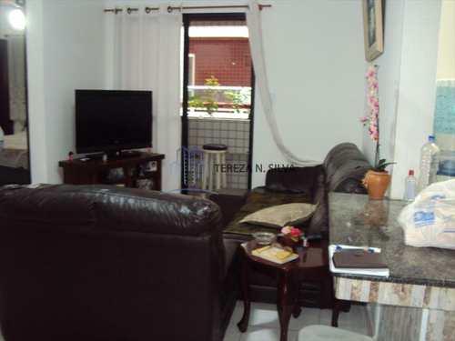 Apartamento, código 1104 em Praia Grande, bairro Guilhermina