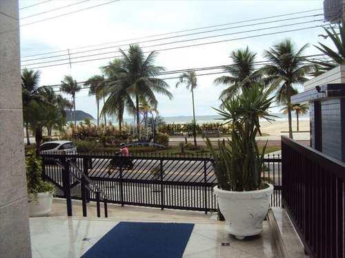 Apartamento, código 1101 em Praia Grande, bairro Guilhermina