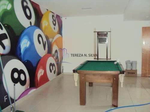 Apartamento, código 1085 em Praia Grande, bairro Guilhermina