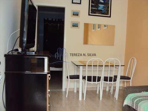 Apartamento, código 1081 em Praia Grande, bairro Guilhermina