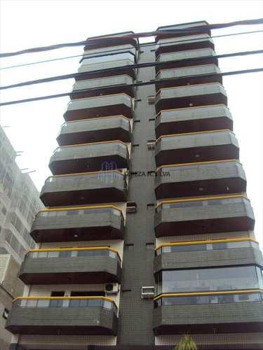 Apartamento, código 1076 em Praia Grande, bairro Guilhermina