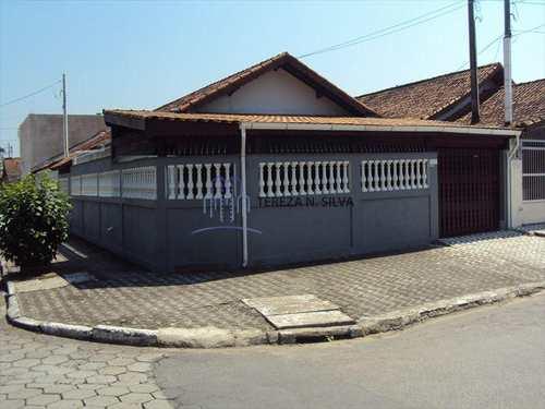 Casa, código 1040 em Praia Grande, bairro Guilhermina