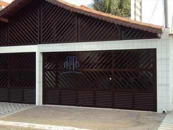 Casa, código 1009 em Praia Grande, bairro Guilhermina