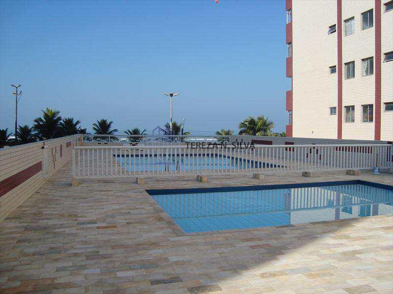 Sala Living em Praia Grande, bairro Guilhermina