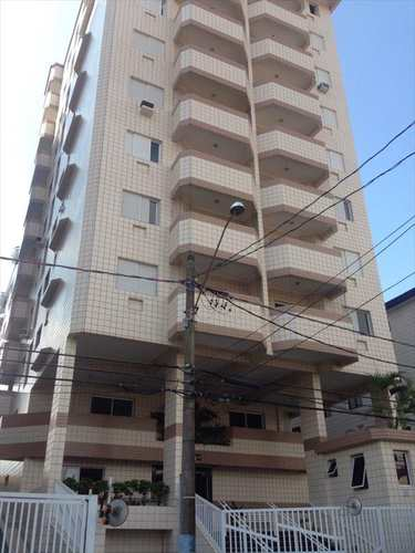 Apartamento, código 998 em Praia Grande, bairro Guilhermina