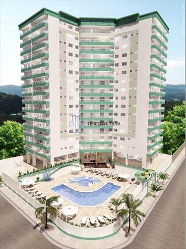Apartamento, código 990 em Praia Grande, bairro Guilhermina