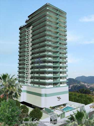 Apartamento, código 978 em Praia Grande, bairro Guilhermina