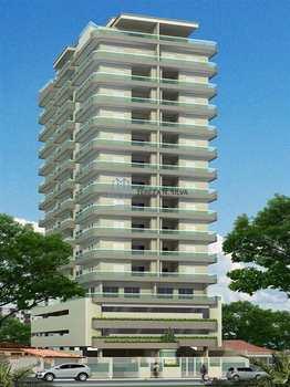 Apartamento, código 977 em Praia Grande, bairro Guilhermina